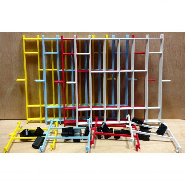 466 - Plastic Junior Nest Fronts - 4 colours