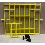 466 - Plastic Junior Nest Fronts - Yellow