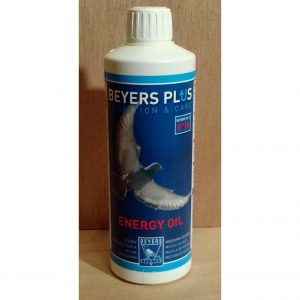 3043 - Beyers Energy Oil 400 ml