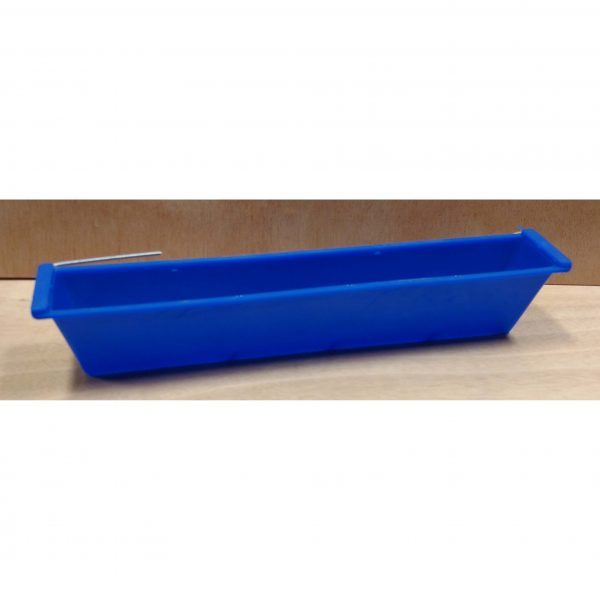 59 - 14 inch Basket Water Trough - Blue