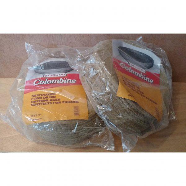 2024 - Columbine Nest Pads - 10 pack
