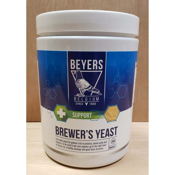 3044B - Beyers Brewers Yeast 600g