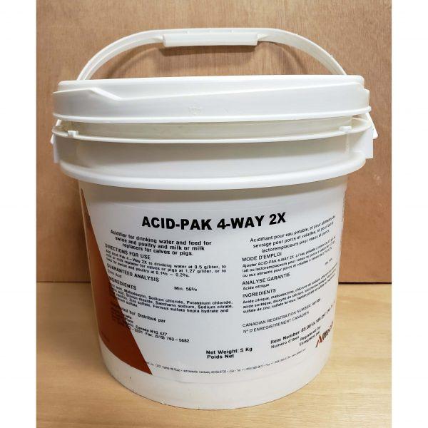 380L - Acid-Pak 4 Way 1 kg