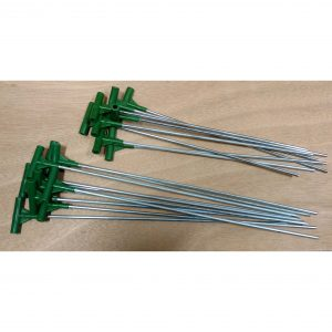 451 & 452 - Bob Wires with Plastic Top - 9 & 12 inch